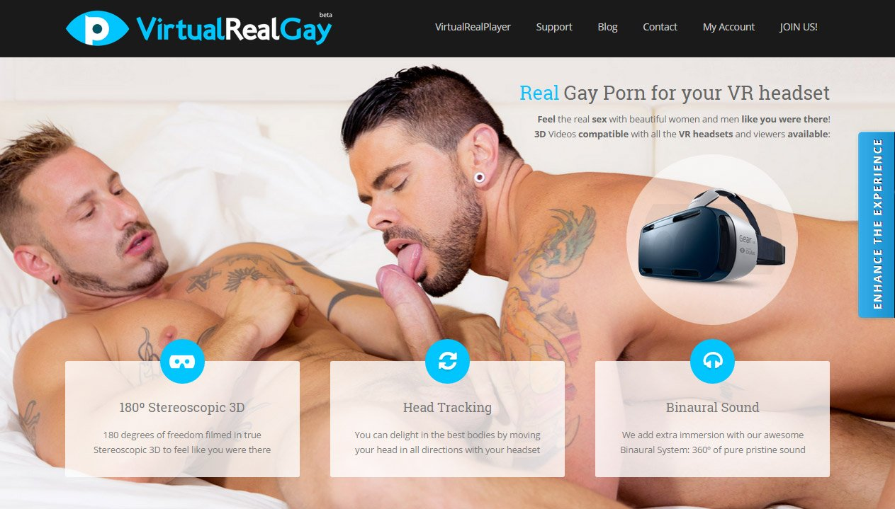 Gay website system