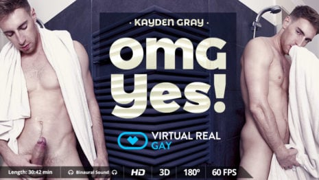 OMG Yes! VR Porn video.