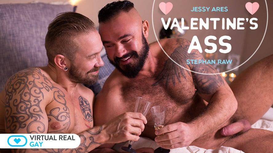 Valentine's ass