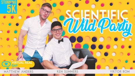 Scientific wild party